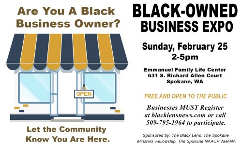 Black Business Expo Ad